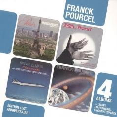 Franck Pourcel (Франк Пурсель): 4 Albums - Edition 100Eme Anniversaire