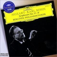 """Karl Boehm (Карл Бём): Mozart: Symphonies Nos.35 """"Haffner"""", 36 """"Linzer"""","""