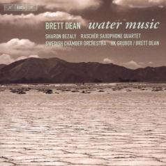 Swedish Chamber Orchestra (Шведский камерный оркестр): Dean B.: Water Music; Pastora