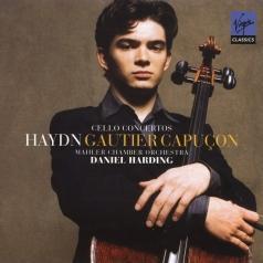 Gautier Capucon (Готье Капукон): Cello Concertos
