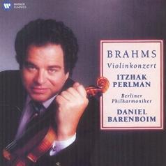 Itzhak Perlman (Ицхак Перлман): Violin Concerto - Perlman, Berliner Philharmoniker / Barenboim