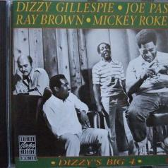 Dizzy Gillespie (Диззи Гиллеспи): Dizzy's Big Four