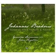 Genevieve Laurenceau: Sonates Violon 1-3