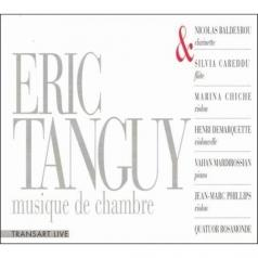 Vahan Mardirossian: Tanguy Eric Musique De Chambre/N.Baldeyrou, S.Careddu, M.Chiche, H.Demarquette, V.Mardirossian, J.-M.Phillips, Quatuor Rosamonde