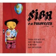 """Siba E a Fuloresta (Сиба): Bresil Siba """"E A Fuloresta"""""""