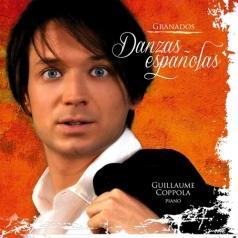 Guillaume Coppola (Гулиани Коппола): Granados Enrique/Danses Espagnoles/Copolla Guillaume