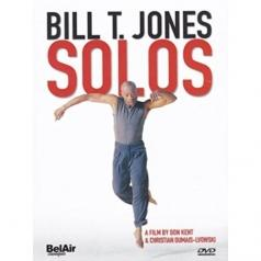 Bill T Jones (Билл Джонс): Bill T.Jones/Solos/A Film By Don Kent & Christian Dumais-Lvowski
