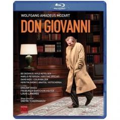 Bo Skovhus: Mozart W.A.: Don Giovanni (D.Tcherniakov, Stage Direction)/Freiburger Barockorchester/Louis Langree