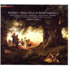 Michel Corboz (Мишель Корбоз): Schubert/Messe No. 6 D950/Michel Corboz