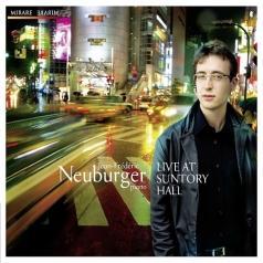 Jean-Frederic Neuburger (Жан-Фредерик Нюбурже): J.-F. Neuburger Live At Suntory Hall: Oeuvres De Bach, Chopin, Liszt, Ravel, Stravinsky
