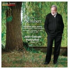 Jean-Claude Pennetier (Жан Клод Пенетиер): Schubert/Piano Sonatas Nos 20 & 22/Jean-Claude Pennetier