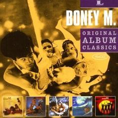 Boney M.: Original Album Classics