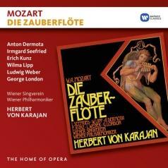 Herbert von Karajan (Герберт фон Караян): Die Zauberflote