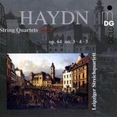 Leipziger Streichquartett (Лейпцигский струнный квартет): String Quartets Vol. 5 Quartets Op. 64 No. 3, 4 & 5