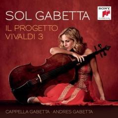 Sol Gabetta (Соль Габетта): Il Progetto Vivaldi 3