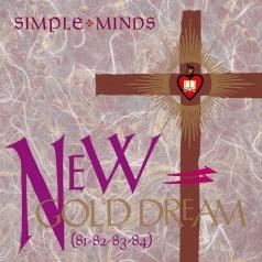 Simple Minds (Симпл Майндс): New Gold Dream (81/82/83/84)