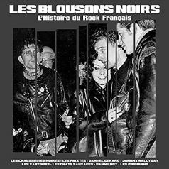 Les Blousons Noirs (Лес Блоуос): L'Histoire Du Rock Francais