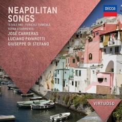 Carreras (Хосе Каррерас): Neapolitan Songs