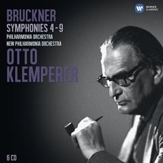 Otto Klemperer (Отто Клемперер): Bruckner: Symphonies 4-9
