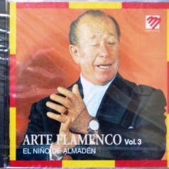 Nino De Almaden (Нино Де Алмаден): Arte Flamenco Vol. 3