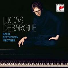 Lucas Debargue (Люка Дебарг): Bach, Beethoven, Medtner