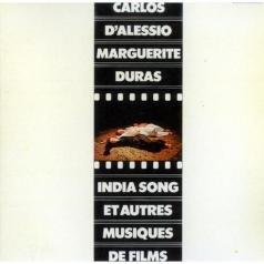 Carlos D'Alessio (Карлос Д'Алессио): India Song & Autres