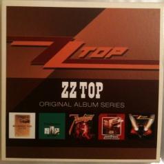 ZZ Top (Зи Зи Топ): Original Album Series