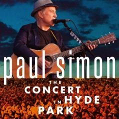 Paul Simon (Пол Саймон): The Concert in Hyde Park