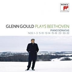 Glenn Gould (Гленн Гульд): Piano Sonatas Nos. 1-3, 5-10, 12-14, 15-18, 23 & 30-32