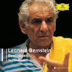 Leonard Bernstein (Леонард Бернстайн): Beethoven: The 9 Symphonies