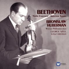 Bronislaw Huberman (Бронислав Губерман): Violin Concerto