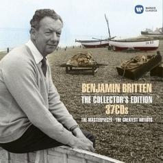 Benjamin Britten (Бенджамин Бриттен): The Collector'S Edition
