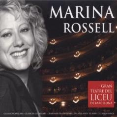 Marina Rossell (Марина Росселл): Gran Teatre Del Liceu De Barcelona