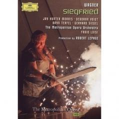 Metropolitan Opera Orchestra (Метрополитен Оперный Оркестр): Wagner: Siegfried