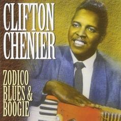 Clifton Chenier (Клифтон Шенье): Zodico Blue & Boogie