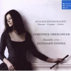 Dorothee Oberlinger (Дороти Оберлингер): Recorder Concertos