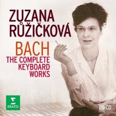 Zuzana Ruzickova (Зузана Ружичкова): The Complete Keyboard Works