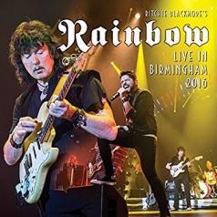 Rainbow (Рейнбоу): Live In Birmingham 2016