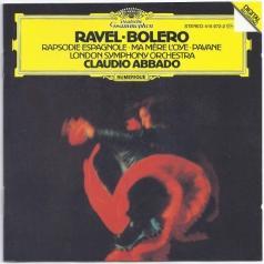 Claudio Abbado (Клаудио Аббадо): Ravel: Bolero; Ma Mere l'Oye; Rapsodie Espagnole