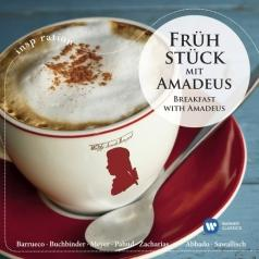 Christian Zacharias (Кристиан Закариас): Breakfast With Amadeus