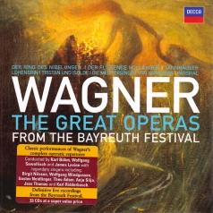 Bayreuth Festival Orchestra & Chorus: Wagner: The Great Operas