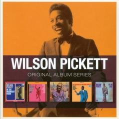 Wilson Pickett (Уилсон Пикетт): Original Album Series