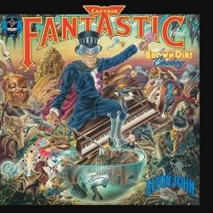 Elton John (Элтон Джон): Captain Fantastic And The Brown Dirt Cowboy