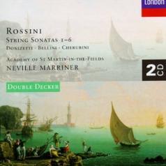 Academy Of St.Martin In The Fields (Академия Святого Мартина в полях): Rossini: String Sonatas 1-6