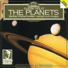 Herbert von Karajan (Герберт фон Караян): Holst: The Planets