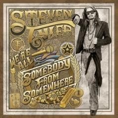 Steven Tyler (Стивен Тайлер): Somebody From Somewhere