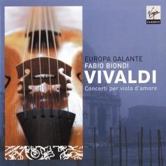 Fabio Biondi (Фабио Бьонди): Concerti Per Viola D'Amore