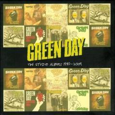 Green Day (Грин Дей): The Studio Albums 1990-2009