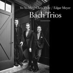 Yo-Yo Ma (Йо-ЙоМа): Bach Trios