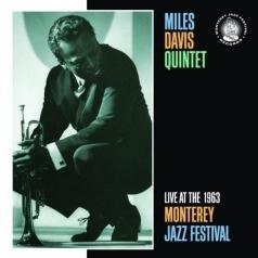 Miles Davis (Майлз Дэвис): Live At The 1963 Monterey Jazz Festival